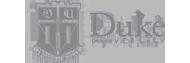 Nuestros clientes duke university logo