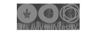nuestros cliente tel aviv university logo
