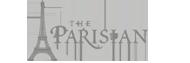 nuestros cliente the parisian logo