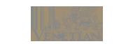 nuestros cliente the venetian logo
