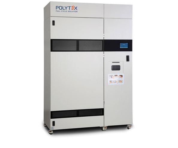 La unidad de devolución de prendas Polytex R310