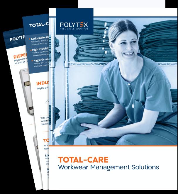 CATALOGO Polytex,Polytex, líder en soluciones de gestión de uniformes, ha transformado empresas alrededor de todo el mundo. Descubra los beneficios de nuestros sistemas en nuestros casos prácticos.