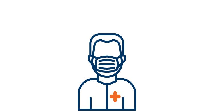 Minimiza el riesgo de infección y contaminación, recogida y devolución con autoservicio libre de manipulación